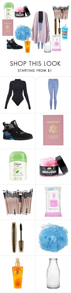 """soap  i  feel   coming out my  throat"" by inspiredbyart345 ❤ liked on Polyvore featuring Ivy Park, New Look, Dove, L'Oréal Paris, The Bathery and Victoria's Secret"