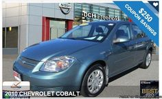 2010 CHEVROLET COBALT / $250 IN COUPONS ! Save money with our FREE coupons!!!