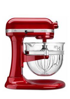 KitchenAid  6-qt. Professional 600 Design Series Bowl-Lift Stand Mixer KF26M22