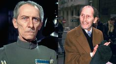 The successful Hammer star was drafted in by Lucas to add gravitas to an unknown cast. He continued to act after 'Star Wars', but was diagnosed with prostate cancer in 1982. He died in 1994, aged 81.