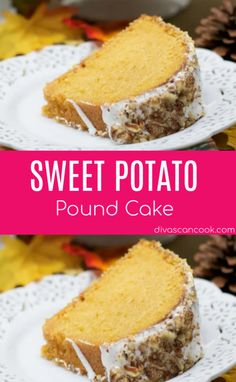 Sweet Potato Pound Cake So Moist Drizzled with Marshmallow Glaze marshmallowglaze sweetpotato dessert poundcake homemade comfortfood cinnamon Sweet Potato Pound Cake, Sweet Potato Recipes, Sweet Potato Cupcakes, Southern Sweet Potato Cake Recipe, Sweet Potato Dessert, Food Cakes, Cupcake Cakes, Bundt Cakes, Just Desserts