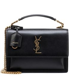 899f1e51f93f SAINT LAURENT MEDIUM SUNSET MONOGRAM LEATHER SHOULDER BAG.  saintlaurent   bags  shoulder bags