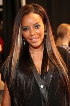 Hairstyle file angela simmons talks new hair extensions line black hair extension ideas from keshini hair pmusecretfo Image collections