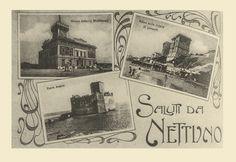 Città di Nettuno -cartoline storiche