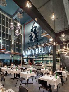 MaMa Kelly Urban Bistro Restaurant