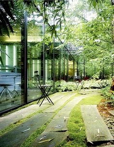 Tahari Courtyards, USA | Michael Van Valkenburgh