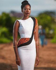 African Print Fashion, Africa Fashion, African Fashion Dresses, African Prints, African Attire, African Wear, African Women, Chic Outfits, Fashion Outfits
