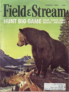 8 1962 Field Stream Magazine | eBay