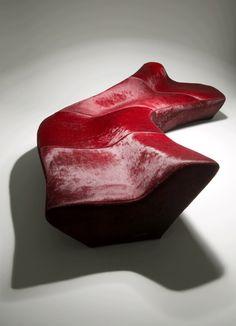 Zaha Hadid Moraine sofa