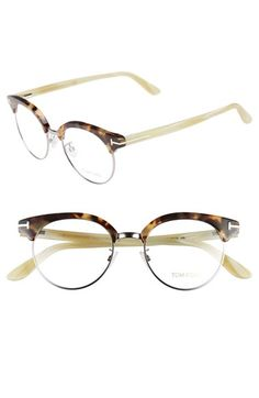 9c2bef0d24c Tom Ford 49mm Optical Glasses (Online Only)