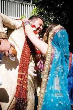 Indian weddings are often three-day long, non-budget affairs. But this couple managed to merge American and Indian traditions into a budget bonanza including some majorly funny wedding day malfunct...