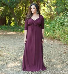 Simple Wedding Dresses, Charming Spandex V-neck Neckline Sheath/Column Mother Of The Bride Dresses, Discover the latest wedding dresses with styles from boho to ballgown and everything in-between, including plus-size gowns. Vestidos Plus Size, Plus Size Gowns, Evening Dresses Plus Size, Plus Size Long Dresses, Bridesmaid Dresses Plus Size, Wedding Bridesmaid Dresses, Wedding Attire, Maid Of Honour Dresses, Mob Dresses