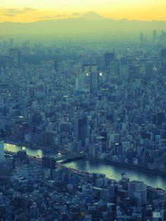 Sky Over Tokyo