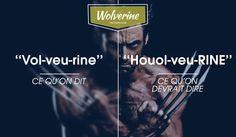 wolverine France Vs, Vs The World, Wolverine, Memes, Movie Posters, Bookstores, Meme, Film Poster, Billboard