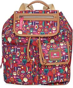 5320dd3eb7 LILY BLOOM Lily Bloom Riley Backpack