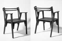 Puzzle for living chairs by Konstantin Achkov