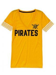 Like this shirt for bucco games :)