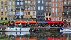 The Bayeux Tapestry, D-Day beaches and Mont St-Michel are the French region's historic draws, but its seafood, cheeses and cider are the best way to fill the gaps between attractions.