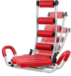 Rocket Twister Core Abdominal Trainer Exercise Fitness AS Seen on TV Ab Machine #AsSeenonTV