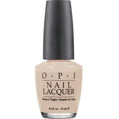 OPI Soft Shades Nail Lacquer - Samoan Sand (15ml) (470 CZK) ❤ liked on Polyvore featuring beauty products, nail care, nail polish, makeup, nail, esmalte, opi nail lacquer, opi nail varnish, opi nail color and sheer nail polish