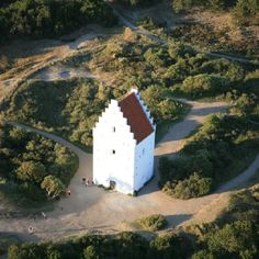 Den Tilsandede Kirke, Skagen.  this is an old artist's town and a MUST see as far as i'm concerned!