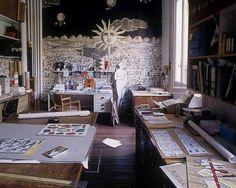 Piero fornasetti, 100 anni di follia pratica in mostra alla Triennale di Milano