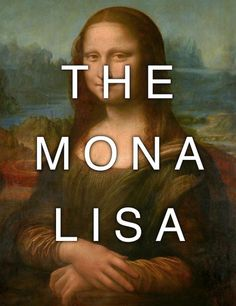 The Mona Lisa / Ah Not a Smile - Massimo Agostinelli