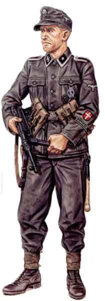 """11.SS Freiwilliegen-Panzergrenadier Division"", pin by Paolo Marzioli"