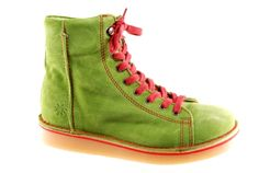 #Grünbein #Boots LOUIS sued hellgrün