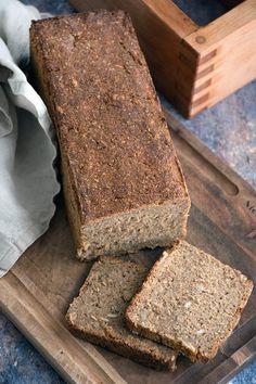 Bread Recipes, Baking Recipes, Cake Recipes, Rye Bread, Sourdough Bread, Vegan Bread, Bread Baking, Tasty Dishes, Recipes