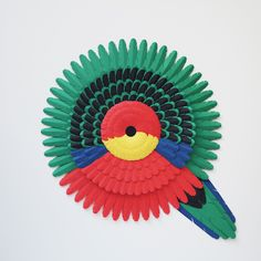 Paper Art by Marine Coutroutsios on www.inspiration-now.com