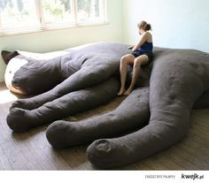I want it as a bed~