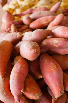 The Life Extension Blog: The Health Benefits of Sweet Potatoes
