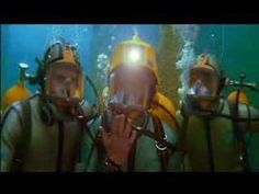 Life Aquatic with Steve Zissou movie montage