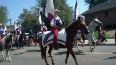 Beautiful parade horses.......  :-)