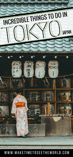 Wondering what to do in Tokyo? We've got you covered. This travel guide has got the top things to do in Tokyo Japan plus where to stay, where and what to eat and how to get around - all written by a local so you know you're getting great information and insider tips! #Toyko #Japan *** Tokyo Things to Do | Tokyo Travel | Tokyo Food | Tokyo Shopping | Tokyo Hotel | Places to visit in Tokyo | Tokyo Sightseeing | Visit Tokyo