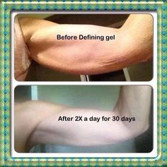 Need to target your arms? Need to tighten up saggy skin?  Our Defining Gel and Wraps will fix that problem!   Order yours here at www.valerieskinnywraps.com  Questions? Click the Contact me tab on my website!  #arms #legs #tummy #healthy #fitness #saggyskin #tummytuck #tighten #weightloss #postpartum #moms #busymoms #fitmoms