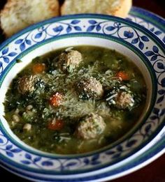 How to Make An Authentic Italian Wedding Soup thumbnail