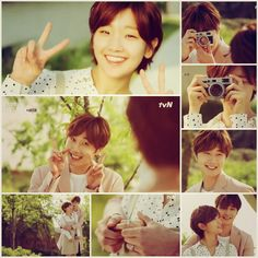 Laugh Love( > . ◠)✌___ Cinderella & Four Knights OST_E16... #Cinderella_and_Four_Knights #Korean_dramas #KDrama #Smile #love