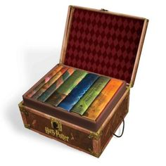 Harry-Potter-Book-Collection-TRUNK-BOX-Hardback-Books-1-7-Complete-Magic-Case