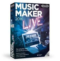 Magix Music Maker 2016 Premium Crack Plus Serial Key Free