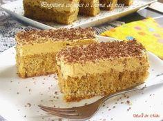 Cornbread, Vanilla Cake, Tiramisu, Cheesecake, Sweets, Cookies, Baking, Ethnic Recipes, Desserts