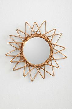 """Cute little 12"""" round mirror"""