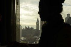 View from room window - The Big Ben...