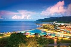 Cairns is a town in northern Queensland , Australia . The city was at its inception by the then Governor of Queensland, William Wellington Cairns , in 1876 originally as an export port for gold and other mineral resources in […] Perth, Brisbane, Melbourne, Sydney, Queensland Australien, Cairns Queensland, Great Barrier Reef, Sunshine Coast, Tasmania