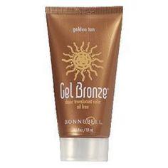 Bonne bell face and body gel bronze, golden tan - 1.1 Oz, 2 ea by Bonne Bell. $7.10