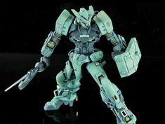 MBF-Z06F Viridial Astray Type-F - Custom Build     Modeled by ある@東ス