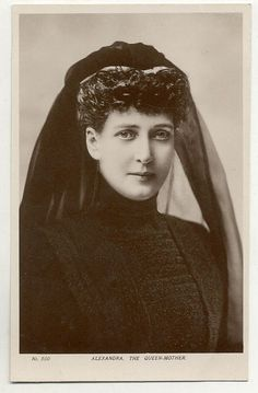 Queen Alexandra (Queen Consort of Edward VII)