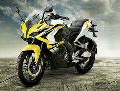 Harga Bajaj Pulsar RS 200 Terbaru Saingi Yamaha R15 dan CBR150R