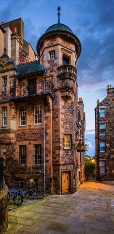 The Writers Museum, Edinburgh, Scotland, UK